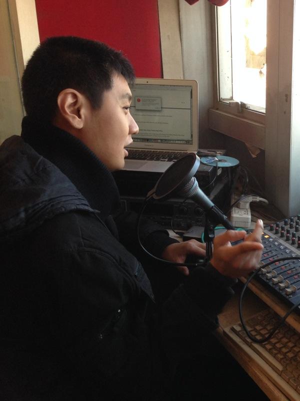 DF Presenting Radio Beijing V800