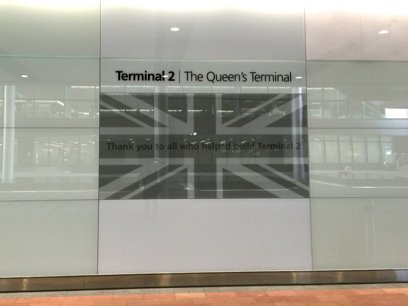 London Heathrow Airport Terminal 2