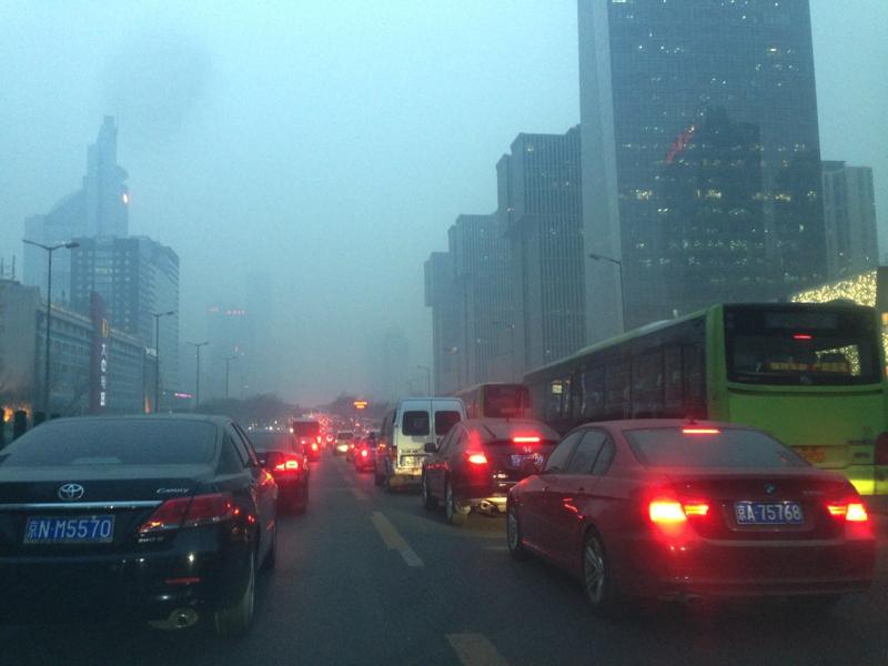 Beijing Smog 800
