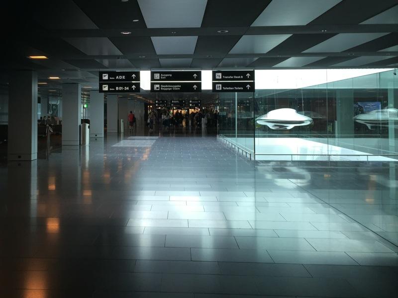 ZRH Terminal B