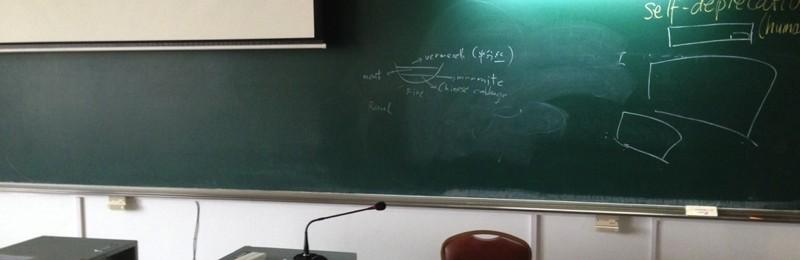 Rethinking Academia