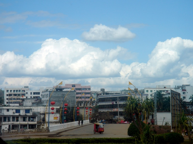 Hainan Interior 07 Baisha County Town