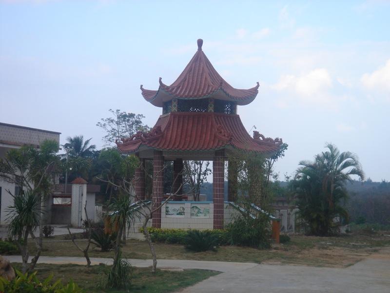 Hainan Interior 13 Weird Pagoda