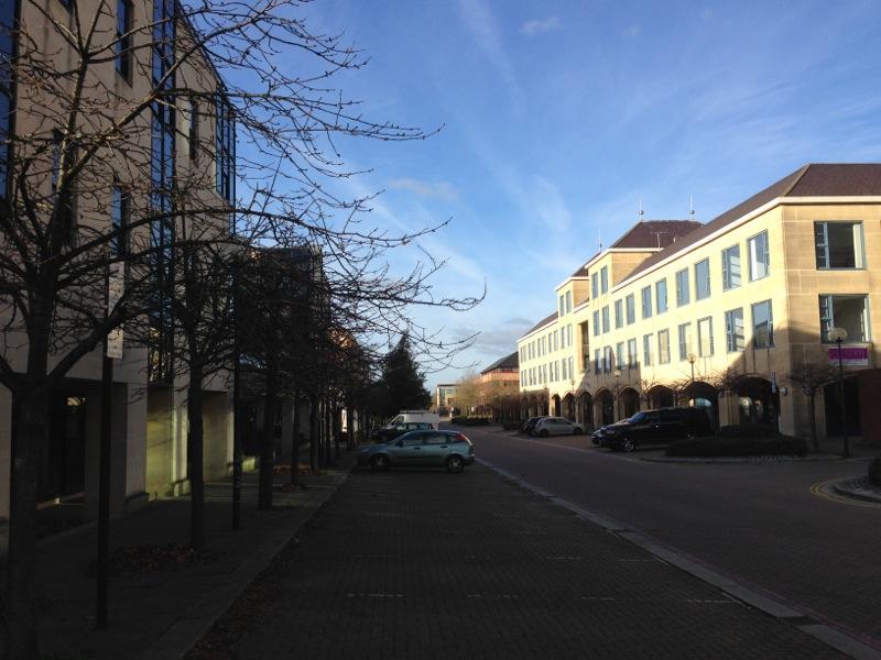 MK 10 Suburban Streets