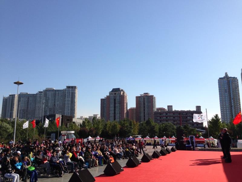Beijing Foreign Languages Fair 2013