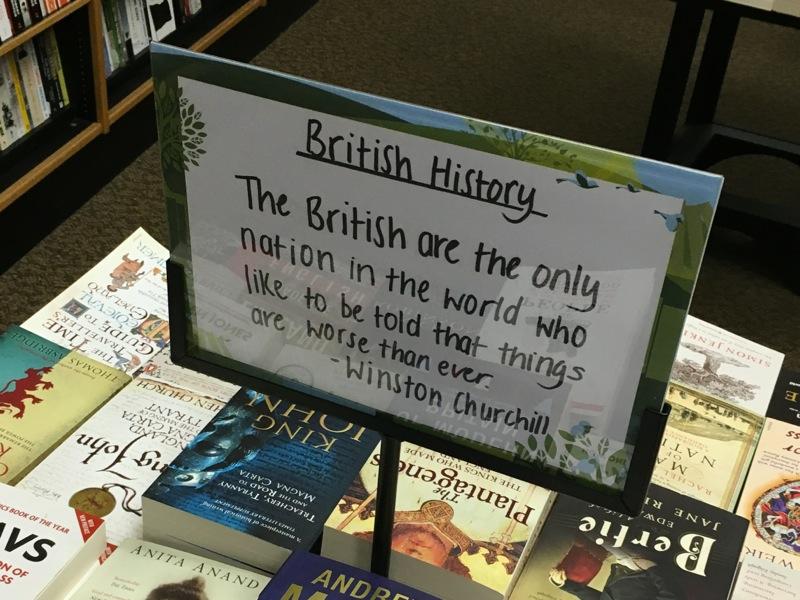 British pessimism