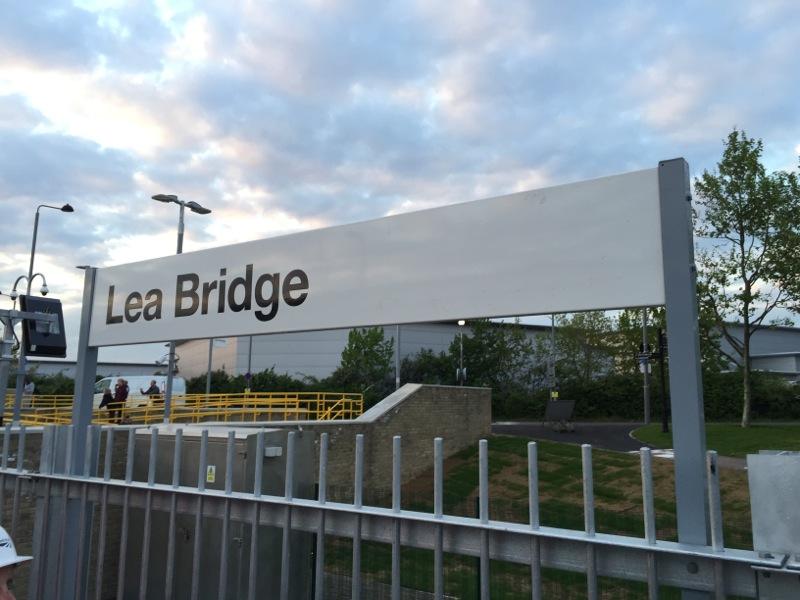 Lea Bridge B