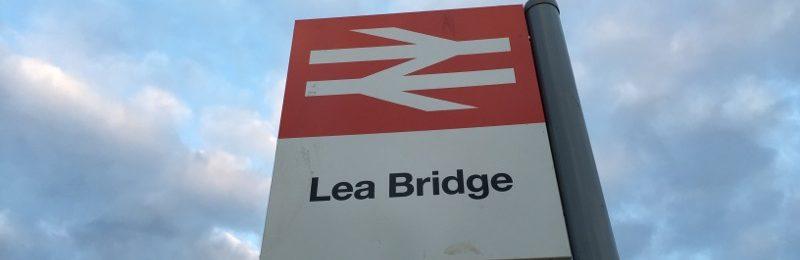 Lea Bridge Railway Station Springs (Back) To Life