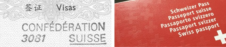 David Feng: From Swiss Visa to Swiss Passport