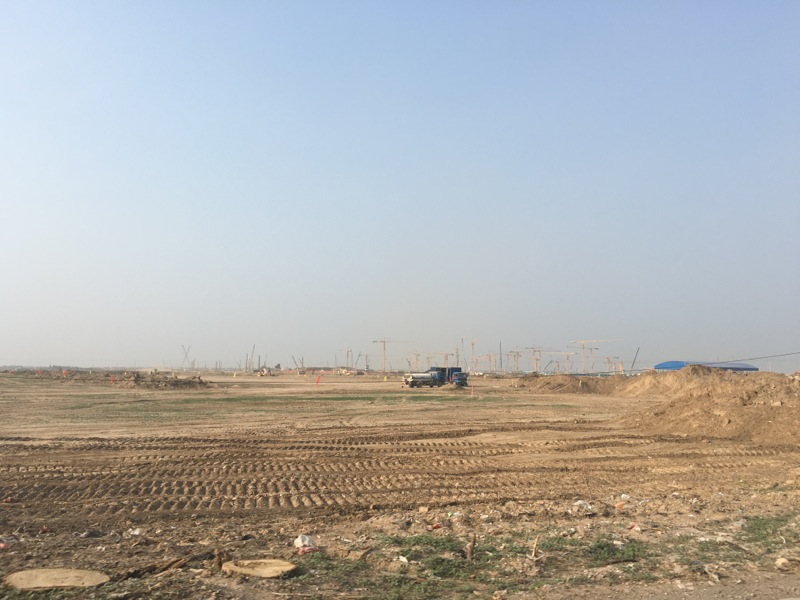 Construction of Beijing New Airport - Image 5