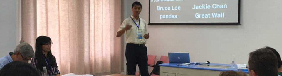 Arteries of Communications: Talking with BRICS Academics in Xiamen